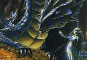 Jeu puzzle Dragon