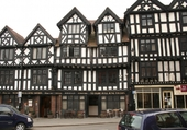 Puzzle Maisons anglaises