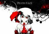 Jeu puzzle death face