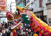 Puzzle Puzzles Dragon rue du Temple