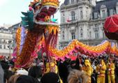 Jeux de puzzle : Défilé lors du nouvel an Chinois