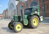 Le tracteur Vierzon