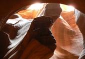 Erosion desert USA