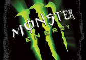Puzzle monster energy