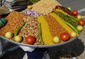 Puzzle légumes indiens