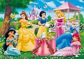 Jeux de puzzle : garden party