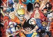 Puzzle Jeu puzzle Manga