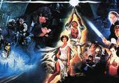 Puzzle StarWars trilogie originale