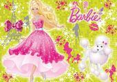 Puzzle en ligne barbie et la mode