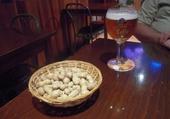 Puzzle cacahuètes et bière