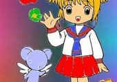 Puzzle Puzzles Manga sakura