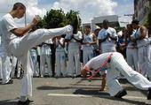 Puzzle capoeira