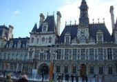 Puzzle hotel de ville de Paris