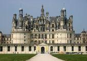 Jeux de puzzle : chateau de chambord