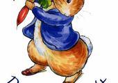 Puzzle Peter Rabbit