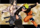 Puzzle en ligne naruto et sasuke