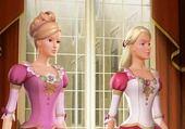 Jeux de puzzle : barbie genevieve