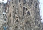 Jeu puzzle Barcelona la Sagrada Familia 2010