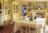 Puzzle maison de Monet à Giverny