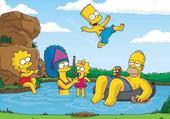 Puzzle Puzzle des Simpsons