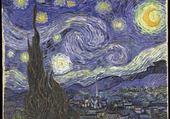 Jeux de puzzle : Van Gogh