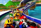 Puzzle gratuit Mario Kart