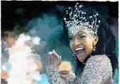 Jeux de puzzle : Carnaval de Rio