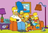 Puzzle en ligne the simpson