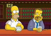Puzzle the simpsons homer
