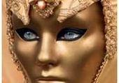 Puzzle masque vénitien