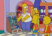 Puzzle en ligne shopping simpsons