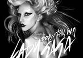 Puzzle Lady Gaga Born This Way