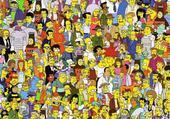 Puzzle Puzzles les simpson