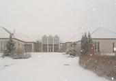 Puzzle Foyer sous la neige