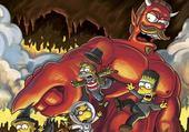 Puzzles simpson horror show V