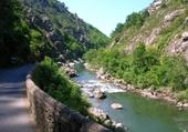 Puzzle Une rivière