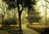 Jeux de puzzle : Jardin asiatique