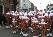 Puzzle en ligne Carnaval de Binche