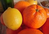 Orange et citron