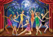 Puzzle danseuses