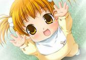 manga bébé