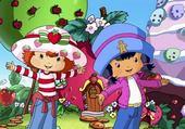 Puzzle Charlotte aux fraises