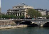 Puzzle THEATRE de la VILLE de PARIS