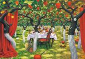jardin de fraises