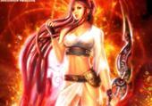 Puzzle déesse du feu