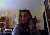 Puzzle moi(kelly) et mon chat (sprite)