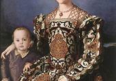 Puzzle éléonore de tolède par Bronzino