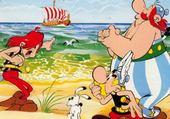 Jeux de puzzle : Astérix et Obelix