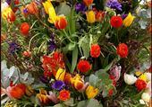 Jeux de puzzle : jolies fleurs