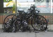Puzzle Paranoïa cycliste